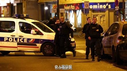 俄总统普京就巴黎恐怖袭击事件向法国表示慰问